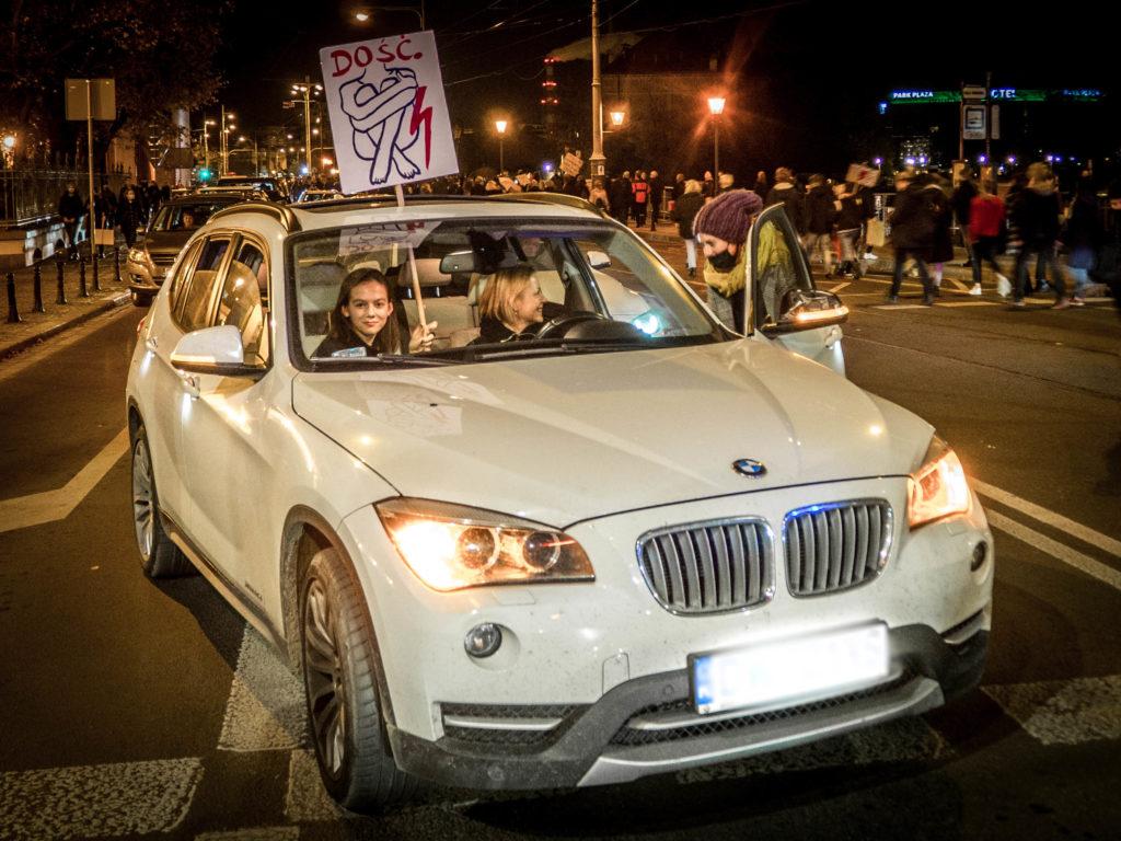 Strajk Kobiet Wrocław 2020