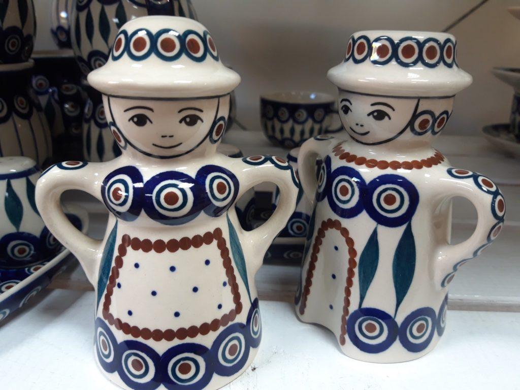 Bolesławiec, ceramika