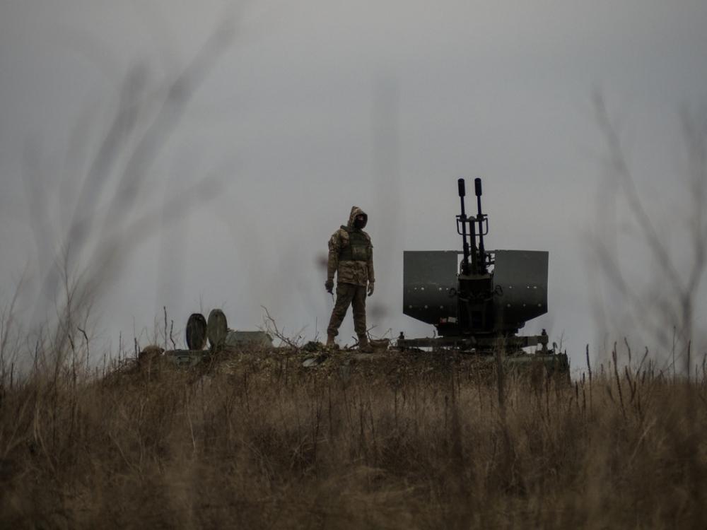 Donbas wojna na Ukrainie