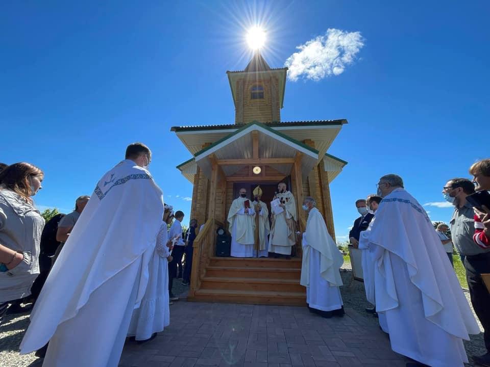 syberia białystok kościół